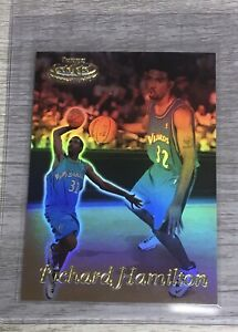 1999-00 Topps Gold Label Class 1 #92 Rookie Richard Hamilton RC T