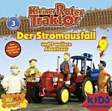 """KLEINER ROTER TRAKTOR """"9 DER STROMAUSFALL"""" CD NEU"""