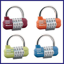 Master Lock 1523D Combination Padlock