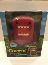 "8"" DOMO KUN COLLECTIBLE FIGURINE FUCHSIA LIMITED EDITIO"