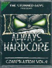 Always Hardcore 4 (1999) 2 Musicassette NUOVA SIGILLATA DJ Lancinhouse Neophyte