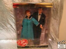 I Love Lucy Timeless Treasures 50th Anniversary Edition Doll Set Lucy and Ricky