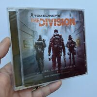 Tom Clancy's THE DIVISION: Original Game Soundtrack (CD) OOP! Ola Strandh 2016
