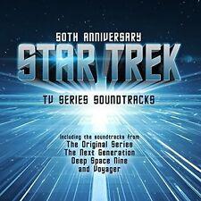 Star Trek - 50th Anniversary: TV Series Soundtrack [New Vinyl LP] Germany - Im