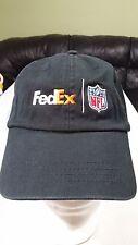 FEDEX / NFL HAT NEW ADJUSTABLE.  BLACK