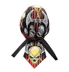 Axe Grinder Bandana Biker Do Doo Du Rag Head Wrap Skull cap Hat New CapSmith