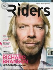 Riders 2011 48.RICHARD BRANSON,PAUL McCARTNEY,JAMES DYSON,LIVIO SUPPO