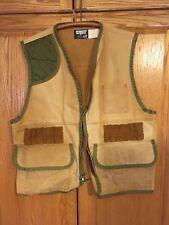 Vintage Saftbak Hunting Vest Made In The USA