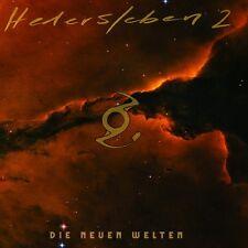 Hedersleben - Die  Neuen Welten [Digipak]  CD Space Rock (Nik Turner Band)