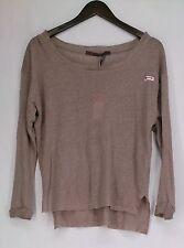 Linen Scoop Neck Tops & Shirts for Women
