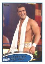 2012 Topps WWE #78 Alberto Del Rio