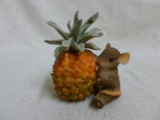 Charming Tails You're Sweet To The Core 89/173 Pineapple New In Box
