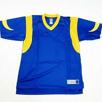 New NFL Vintage Mens Los Angeles Rams Retro 1984 Replica Blank Jersey S - 5XL