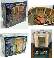 Star Trek Playmates Playsets- Bridge or Transporter- Unused- Your Choice