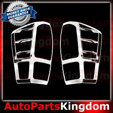 16-17 Toyota Tacoma Triple Chrome Plated Taillight Trim Bezel Cover 2016-2017 17