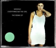 EVERYTHING BUT THE GIRL Missing The Remix EP CD