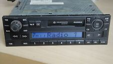 VW GAMMA STEREO RADIO TAPE PLAYER HEAD UNIT PASSAT POLO GOLF LUPO 8J0035186D