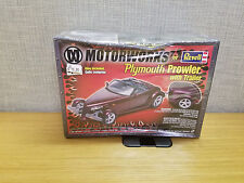 Revell Motorworks Plymouth Prowler with Trailer model kit, Brand new!