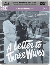 Un Carta A Tres Wives Blu-Ray + DVD Nuevo Blu-Ray (EKA70187)