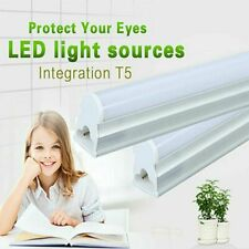 T5 2FT 3FT 4FT LED Tube Light Energy Saving Replacement Tri-color adjustable