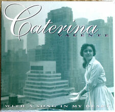WITH A SONG IN MY HEART  BY  CATERINA VALENTE - 9 CD BOX SET BEAR FAMILY GERMANY