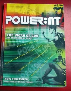 POWER: NT. The Word of God For the World of Sport.