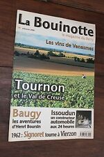 La Bouinotte - Magazine du Berry - N°97 - Automne 2006 - Tournon Val de Creuse