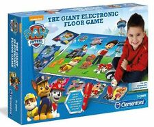 Paw Patrol Giant Electronic Floor Game Interactive Jigsaw Puzzle Toy New