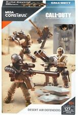 CALL OF DUTY DESERT AIR DEFENDERS 127PCS FPY19 - MEGA CONSTRUX Z56