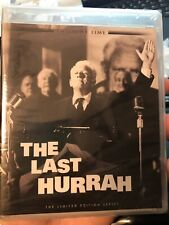 THE LAST HURRAH Blu-Ray TWILIGHT TIME LIMITED - JOHN FORD, SPENSER TRACY - NEW!