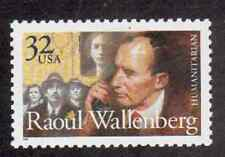 Scott  #3135...32 Cent...Raoul Wallenberg...5 Stamps