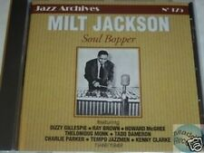 CD JAZZ ARCHIVES 175 MILT JACKSON SOUL BOPPER