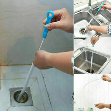 New listing 71cm Bendable Overflow Sink Drain Unblocker Cleaning Tool B Kitchen G5L1
