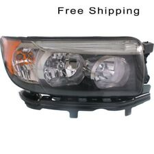 Halogen Head Lamp Assembly Passenger Side Fits 07-2008 Subaru Forester SU2503135
