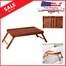 Home Basics Pine Bed Tray with Folding Legs