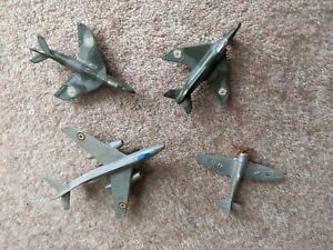 Vintage Dinky Toys - Fighter Aircraft