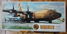 AIRFIX 1/72 HERCULES C-130 E/K 08001-7 881 + BLOODHOUND & LAND ROVER