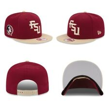 cfead9af5c8 Florida State Seminoles Red 9FIFTY Snapback Hat