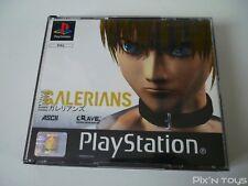 Sony Playstation PS1 / Galerians [ Version PAL FR ]