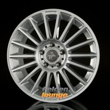 4 Cerchi in lega KESKIN kt15 speed silver painted (SL) 7x17 et48 5x112 ml66, 6 NUOVO