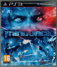 Mindjack (PS3 Nuevo)