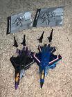 Transformers Legends Class Thundercracker & Skywarp Lot