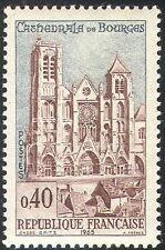 France 1965 Bourges Cathedral/Buildings/Church/Architecture/Religion 1v (n32932)