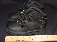 Timberland Euro Hiker Infants/Toddlers Boots Black 96848 Size 10