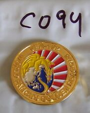 UNITED STATES NAVY GOLDEN DRAGONS VFA-192 CHALLENGE COIN C094