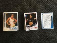 WWE 2013 Topps Cards Tarjetas * baseset completamente * WWF Wrestling WCW TNA