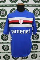 Maglia calcio SAMPDORIA TG XXL 2011/12 shirt trikot maillot jersey camiseta
