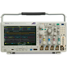 Tektronix Mdo3054 500 Mhz Mixed Domain Oscilloscope 4 Analog Ch
