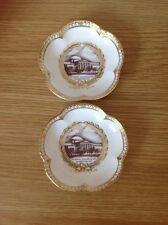 "Royal Crown Derby"" 5 Petalo pin piatto ""Galleria NAZIONALE D'ARTE, Washington c1985"