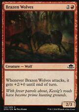 4x Brazen Wolves   NM/M   Eldritch Moon   Magic MTG